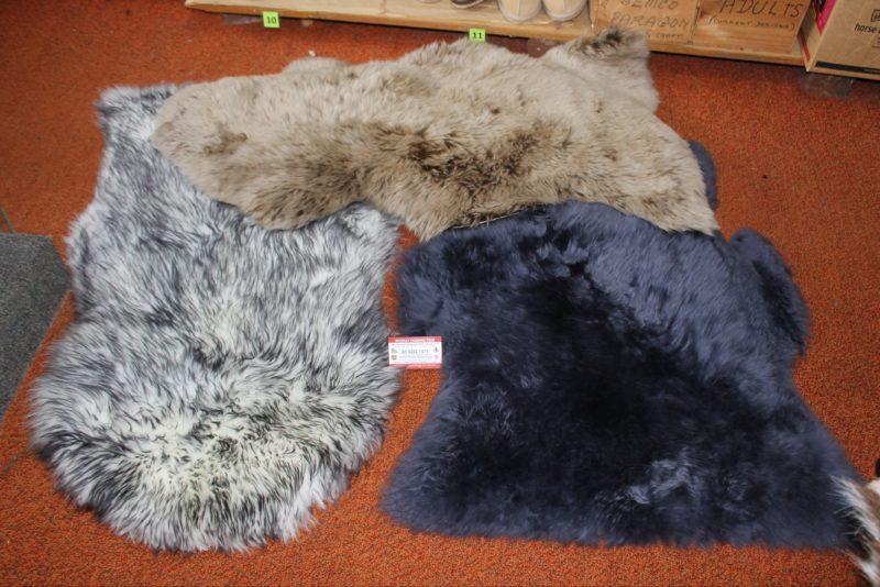 Longhair Sheepskin Rugs