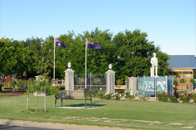 WW1 Memorial Park