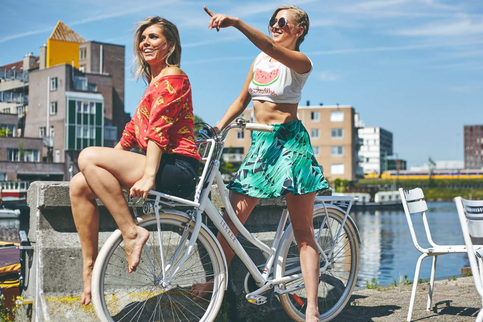 Surf Coast ebike hire with Lekker Bikes.