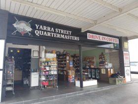 Yarra Street Quartermasters