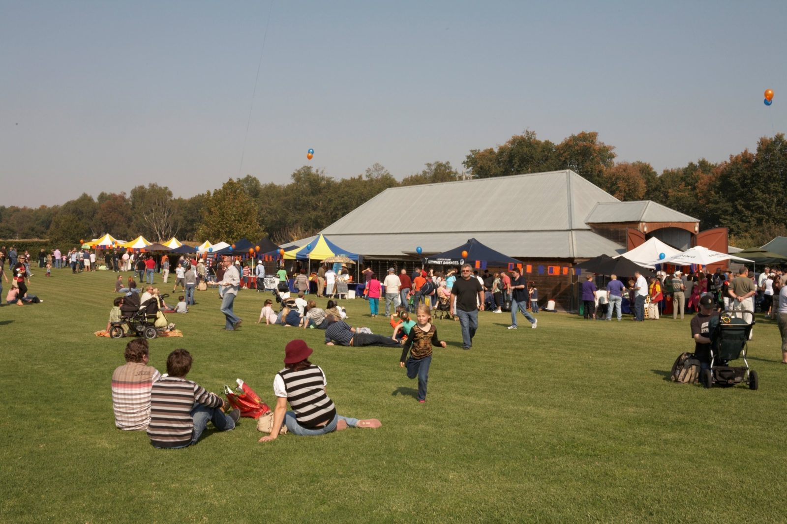 Yarra Valley Regional Food Group Farmers' Market