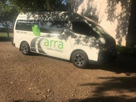 12 seater mini bus - Wine Tour Bus