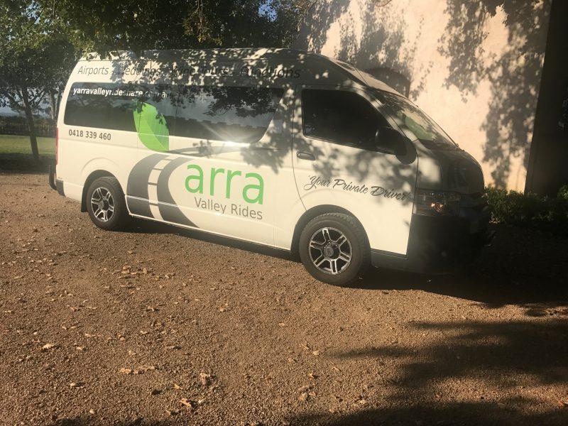 12 seater mini bus - Wine Tour Bus