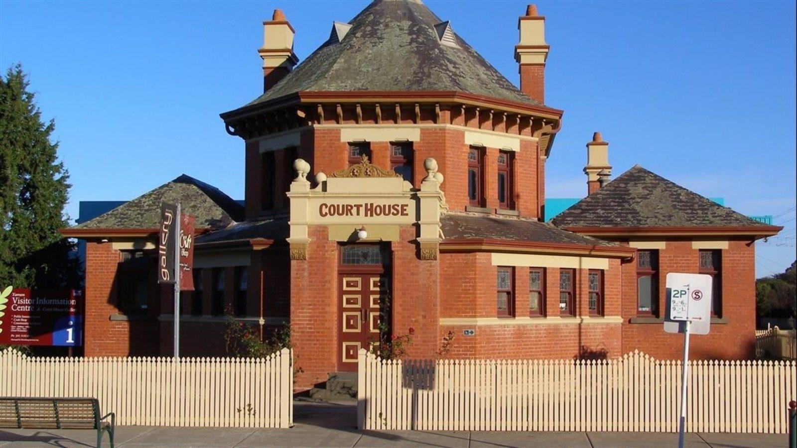 Yarram Courthouse