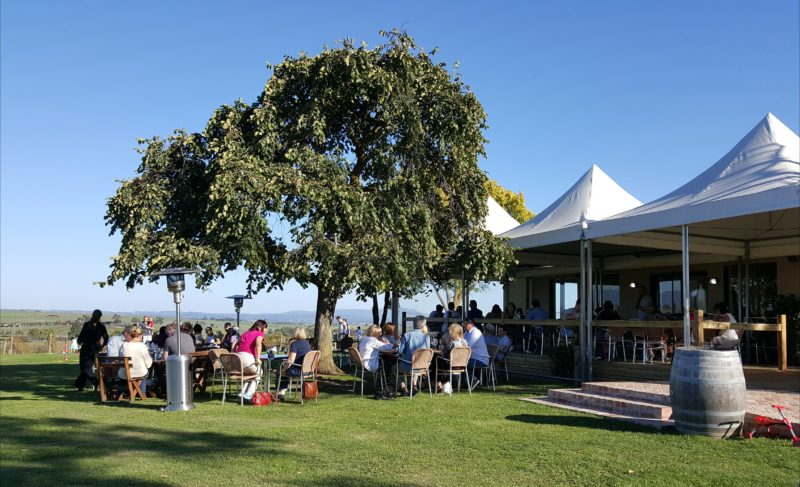 Yarrawood Estate's Cellar Door & Cafe