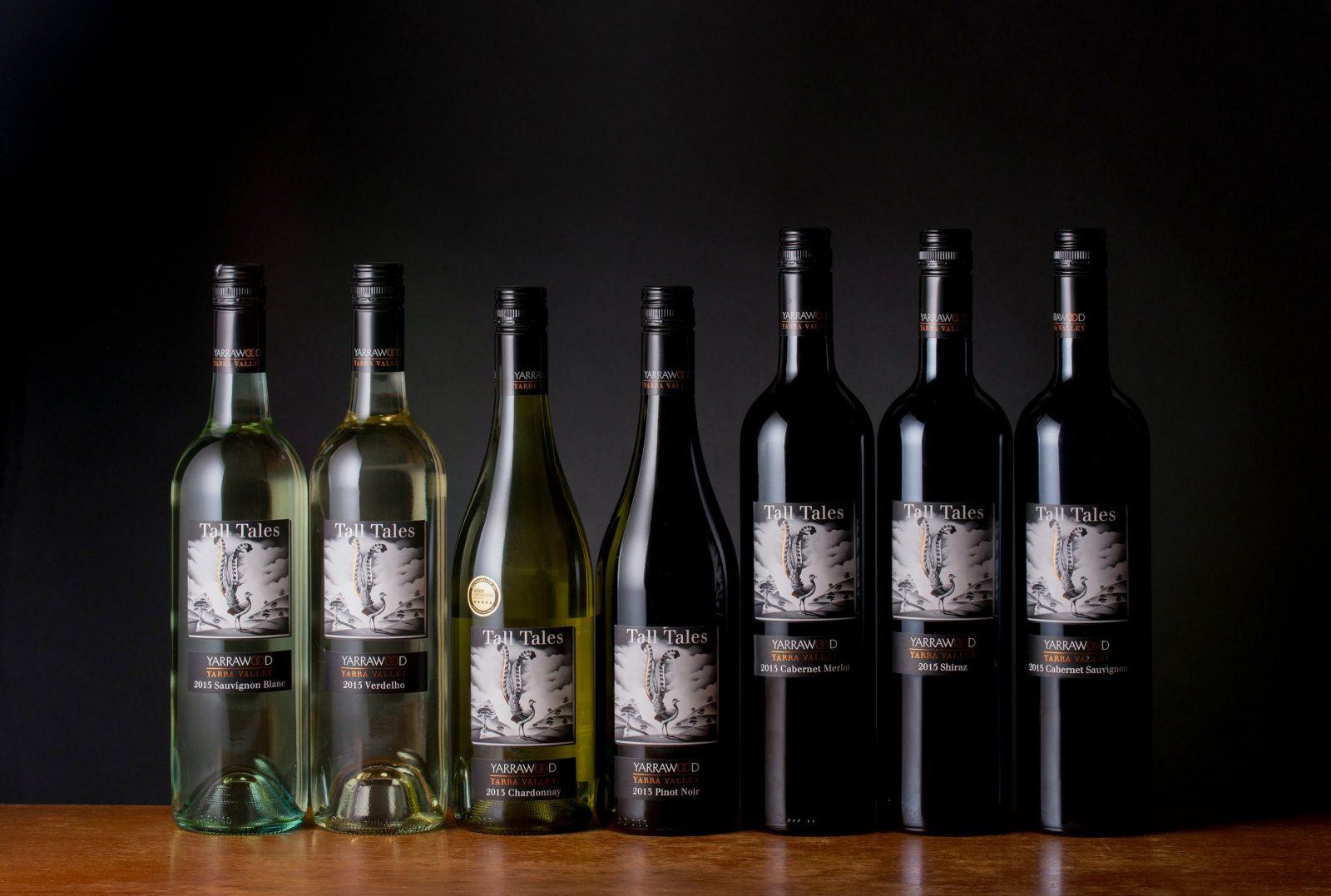 Yarrawood Tall Tales Wine