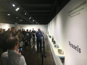 'Vessels' Exhibition 8 Nov - 1 Dec 2019