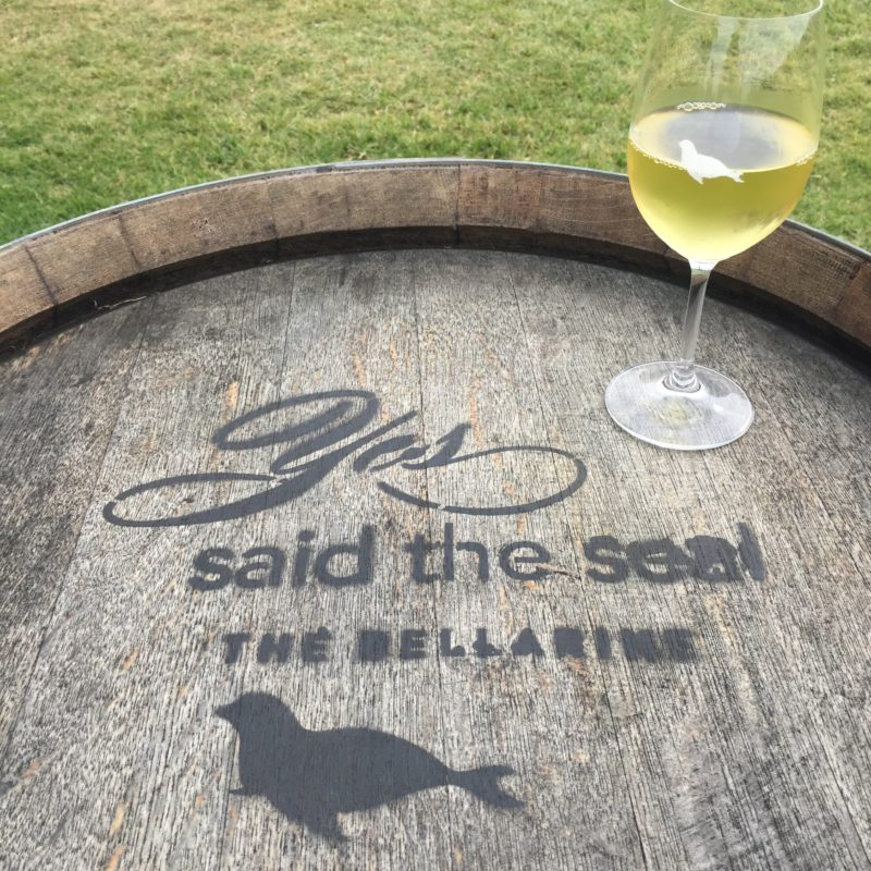 Yes Said the Seal The Bellarine