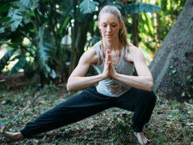 Emily Rose Yoga - Yin Yang Seasonal Series - Summer - Skandasana