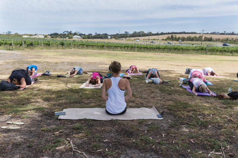 Yoga event Melbourne