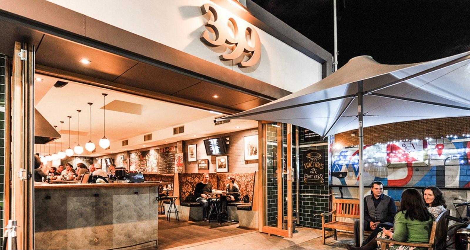 399 Bar, Perth, Western Australia