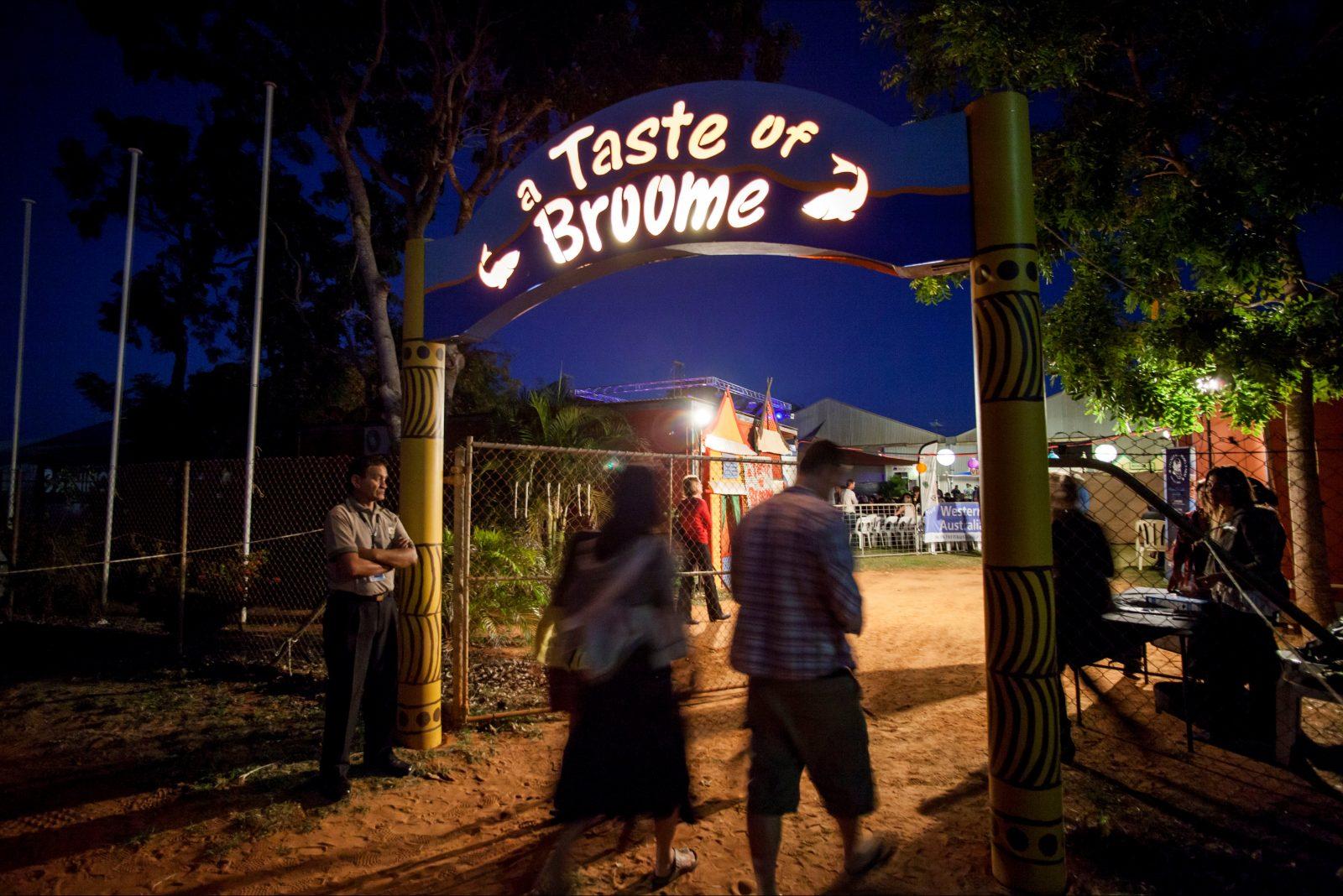 A Taste of Broome, Broome, Western Australia