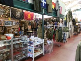 AAA Army Surplus and Collectables, Fremantle, Western Austalia