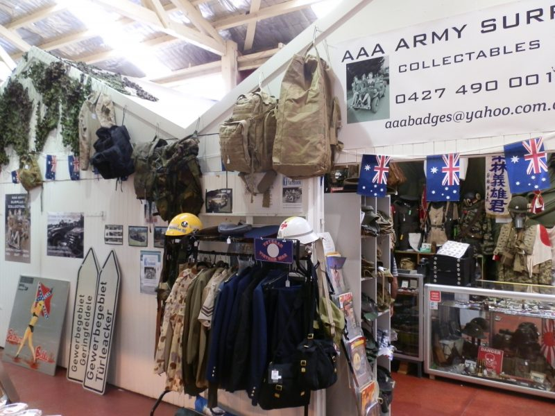 AAA Army Surplus and Collectables, Fremantle, Western Australia