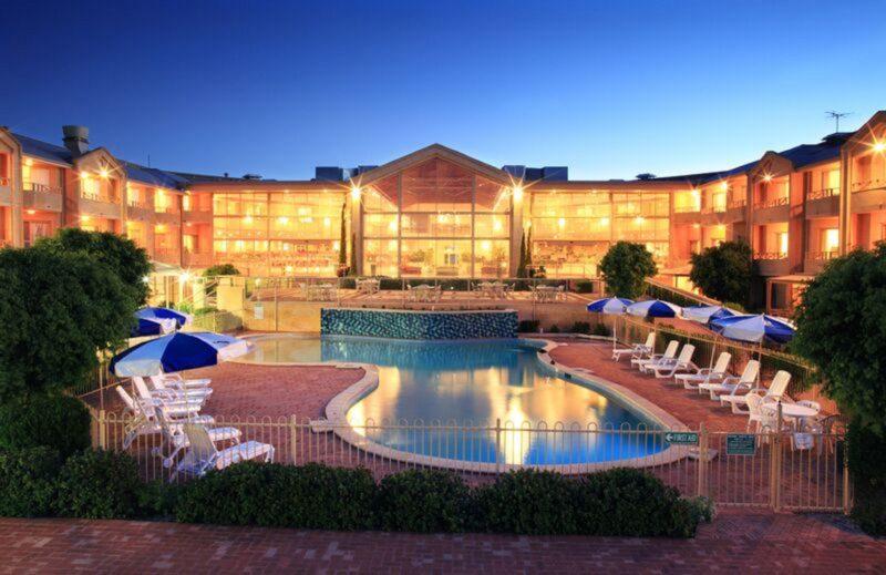 Abbey Beach Resort, Bussleton, Western Australia