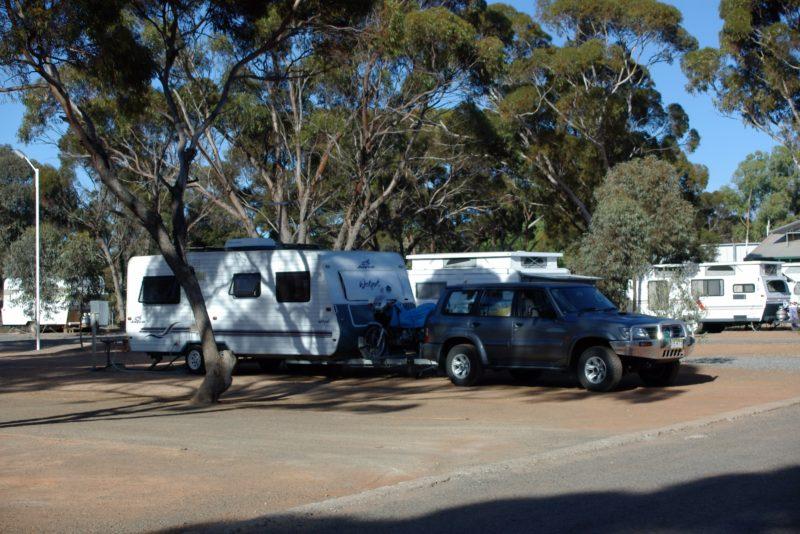 Acclaim Gateway Tourist Park, Norseman, Western Australia