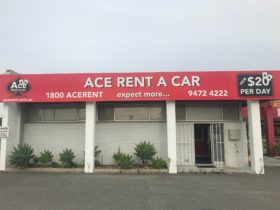 Ace Rent A Car, Redcliffe, Western Australia