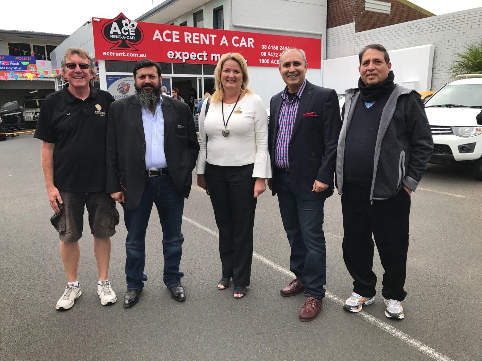 Ace Rent A Car, Mandurah, Western Australia
