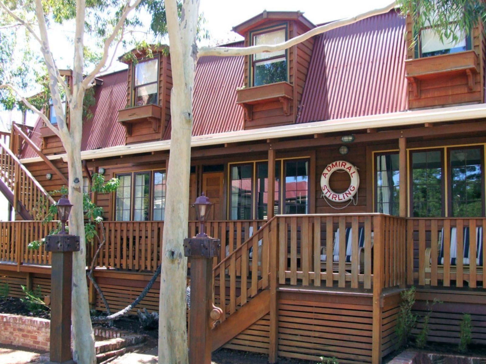 Admiral Stirling Inn, Margaret River, Western Australia