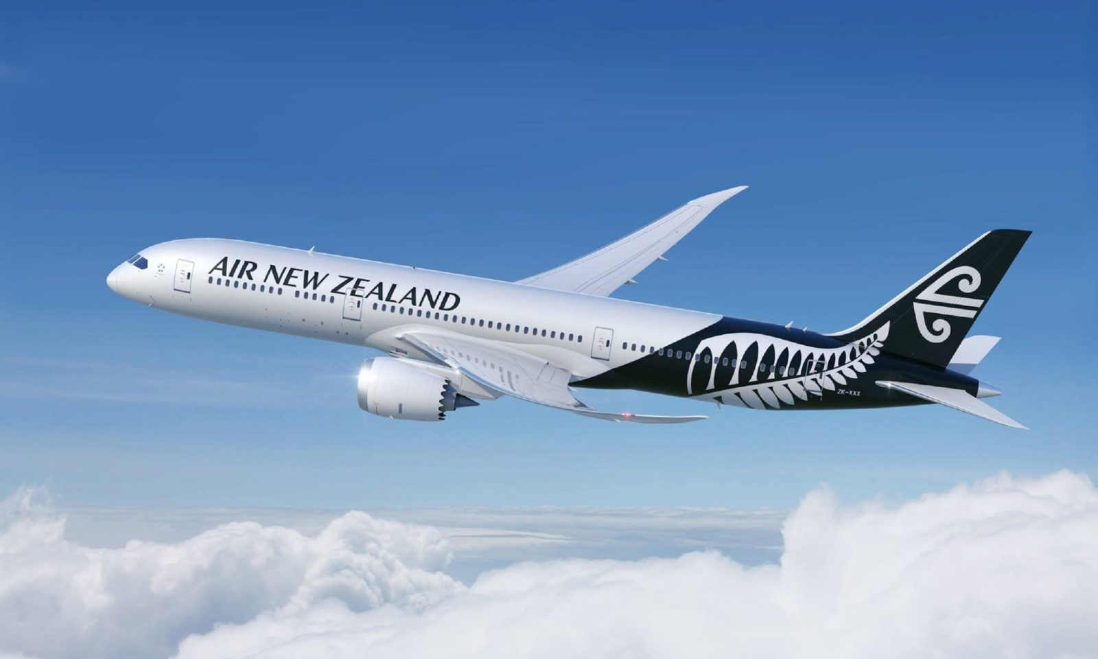 Air New Zealand, Perth, Western Australia