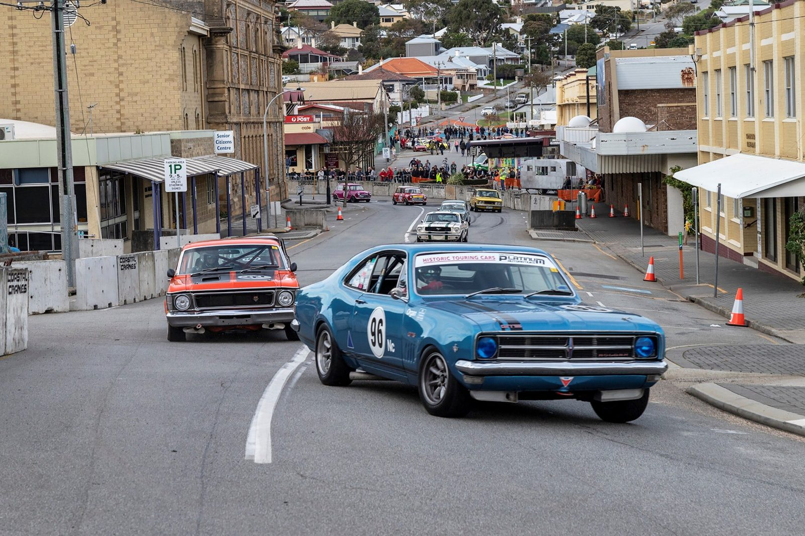 "Albany Classic Motor Event ""Round the Houses"", Albany, Western Australia"
