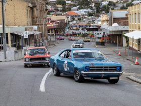 """Albany Classic Motor Event """"Round the Houses"""", Albany, Western Australia"""