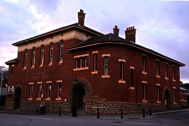 Albany Courthouse, Albany, Western Australia