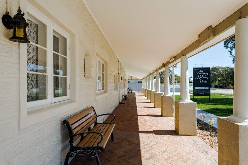 Albany Holiday Units, Middleton Beach, Western Australia
