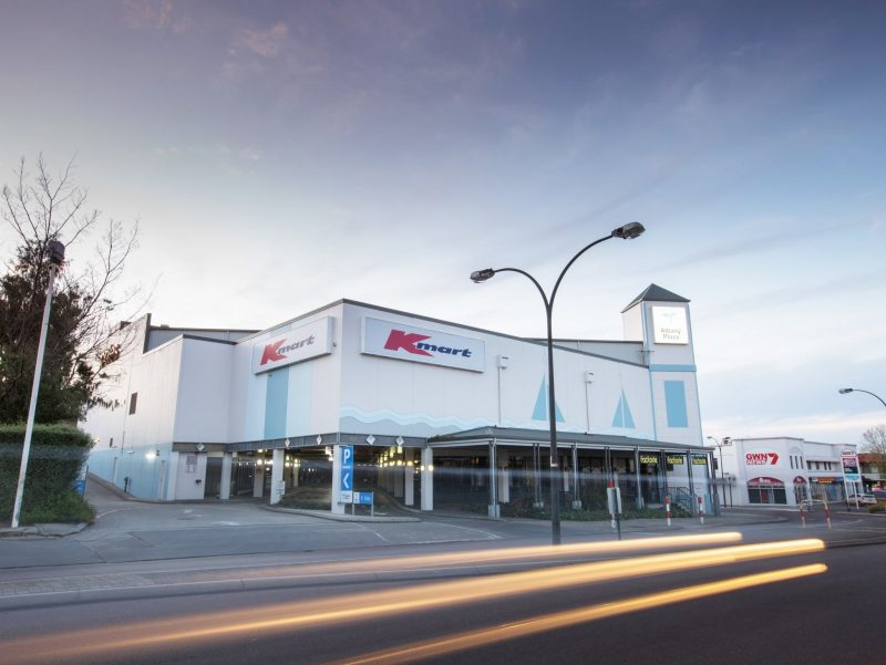 Albany Plaza Shopping Centre, Albany, Western Australia