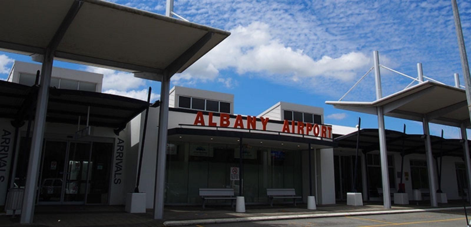 Albany Regional Airport, Albany, Western Australia
