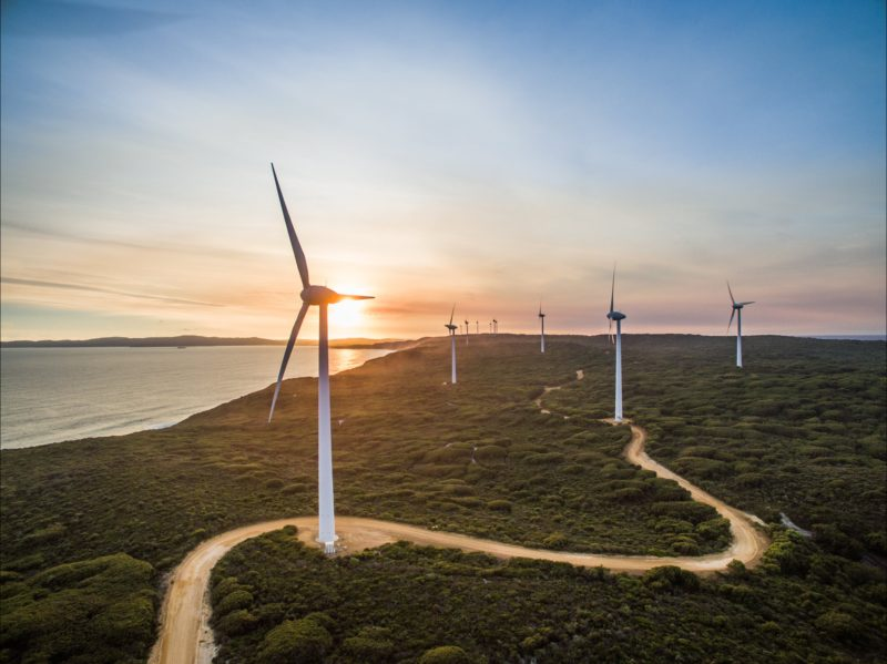 Albany Wind Farm, Albany, Western Australia