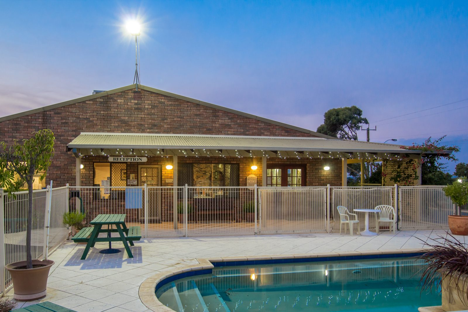 Albert Facey Motor Inn, Narrogin, Western Australia