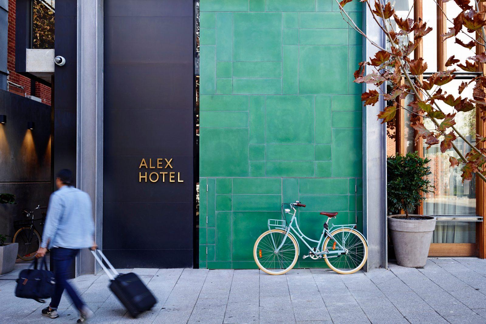 Alex Hotel, Perth, Western Australia