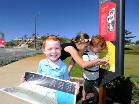 Alkimos Beach Interpretive Trail, Alkimos Beach, Western Australia