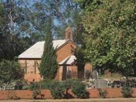 All Saints Church - Henley Brook, Western Australia