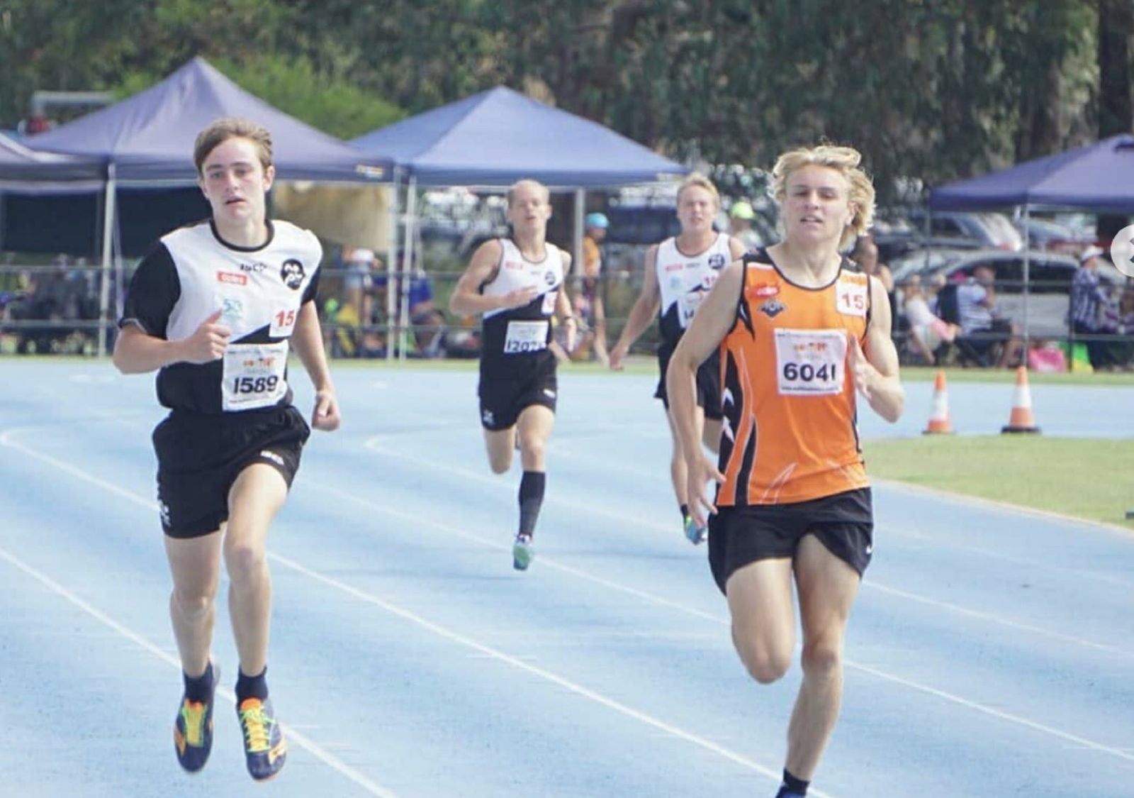 All Schools Athletics Championships, Mt Claremont, Western Australia