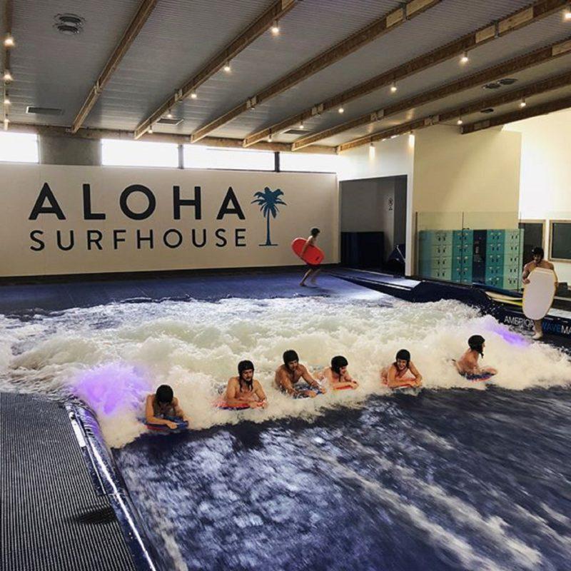 Aloha Surfhouse, Joondalup, Western Australia