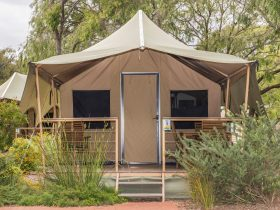 Amblin Holiday Park, Broadwater, Western Australia