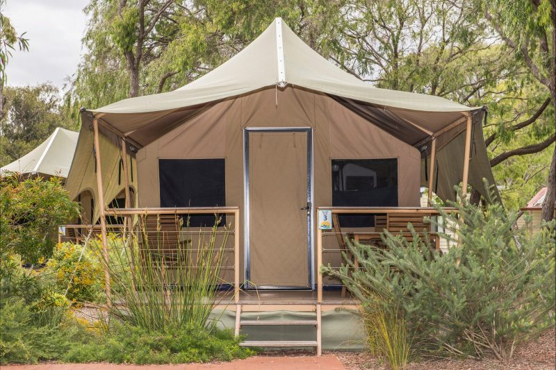 Amblin Holiday Park, Broadwater, Western Australia