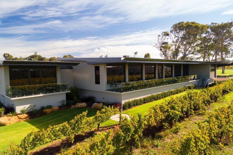 Amelia Park Restaurant, Wilyabrup, Western Australia