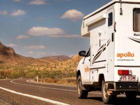 Apollo Motorhome Holidays, Perth, Western Australia