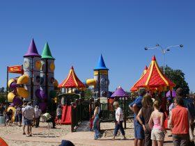 Apple Fun Park, Donnybrook, Western Australia
