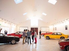 Aravina Estate Sports Car Museum, Yallingup Siding, Western Australia