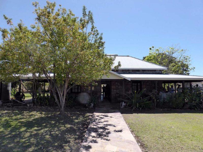 Argyle Downs Homestead Museum, Lake Argyle, Western Australia