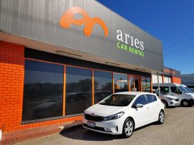 Aries Car Rental, East Perth, Western Australia