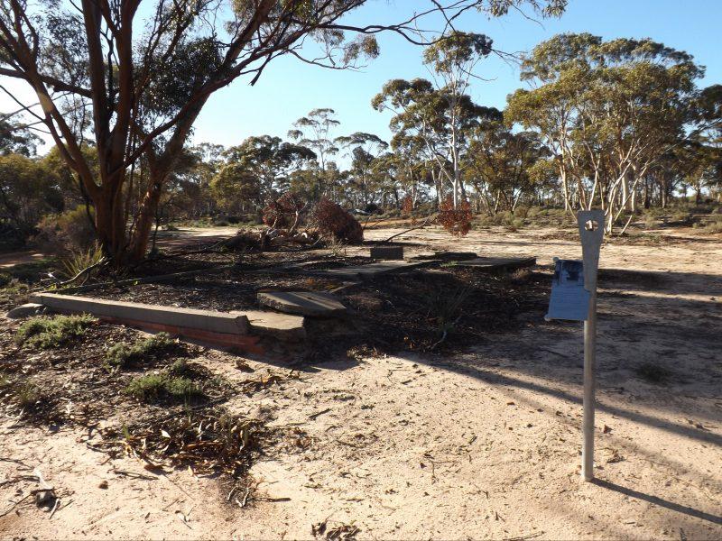 Army General Hospital Site, Merredin, Western Australia