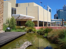 Art Gallery of WA, Perth, Western Australia