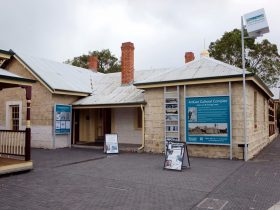 Artgeo Cultural Complex - Old Courthouse, Busselton, Western Australia