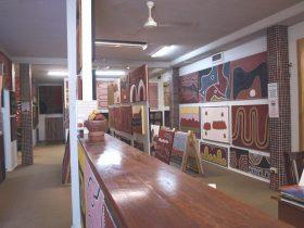 Artlandish Aboriginal Art Gallery, Kununurra, Western Australia