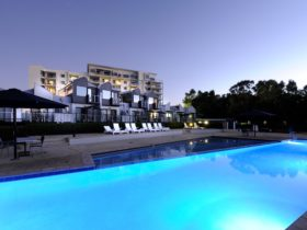 Assured Ascot Quays Apartment Hotel, Ascot, Western Australia